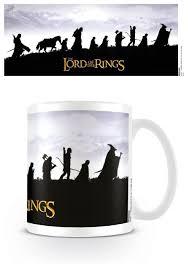 Купить Pyramid International <b>Кружка</b> The <b>Lord</b> of the Rings ...