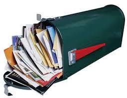 Full Mailbox Full Mailbox Full Mailbox I Nongzico