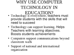why use computer technology entertainment creativity why use computer technology