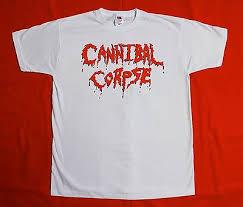 <b>CANNIBAL CORPSE LOGO</b> DEATH METAL GRINDCORE CHRIS ...