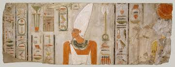 egyptian tombs life along the nile  essay  heilbrunn timeline  relief of nebhepetre mentuhotep ii and the goddess hathor