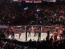 Clean Msg Seating Chart For Ufc Houston Rockets Seating