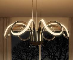 capella vmc32420bl modern flower pedal led chandelier by
