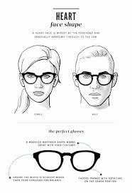 choosing glasses to suit your face shape