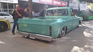 Sema: Chevy C10 | Safety Stance