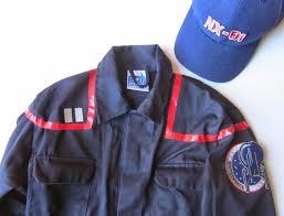 diy star trek enterprise costume lt malcolm reed