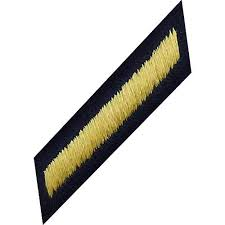 U S Army Service Uniform Dress Blue Service Stripes Male