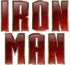 Iron Man Logo transparent PNG - StickPNG