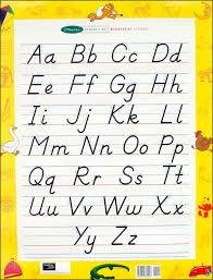 Manuscript Letter Formation Chart Dnealian Handwriting Powered By Oncourse Systems For