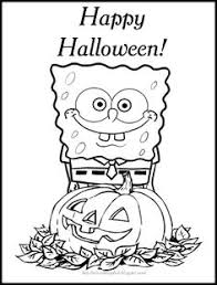 Small Picture Happy Halloween Coloring Pages Getcoloringpages Com Coloring