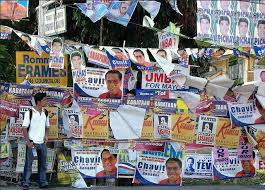 Image result for election campaign philippines