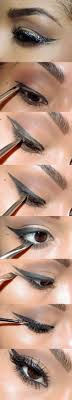 fashion cute makeup for blue eyes glamorous 35 glitter eye makeup tutorials the dess gallery