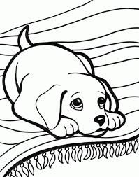 Small Picture Coloring Pages Coloring Pages Dog Christmas That Look Real