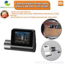 Bản quốc tế] Camera hành trình ô tô XIAOMI 70MAI Pro Plus A500S tích hợp  sẵn GPS - Bảo hành 12 tháng - Shop Thế Giới Điện Máy Thế giới điện máy -