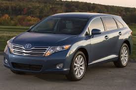 2012 Toyota Venza - Information and photos - ZombieDrive