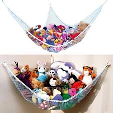 ... Organizer Stuffed Doll Animals Storage; 3 x Hooks; aeProduct.