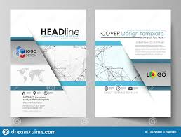 Chemistry Cover Page Designs Business Templates For Brochure Flyer Booklet Report