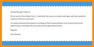 Resume Sending Mail Format Best Of Gallery Of Send Resume Mail
