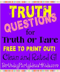 fun party themes for 13 year olds. truth questions truth questions for the game of or dare over 50 fun questions! party themes 13 year olds
