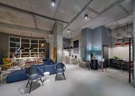 industrial office design. Photo 1 Of 9 Industrial Office Design This Modern Space Is As Stylish And Livable Any Urban Loft ( T