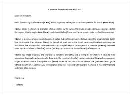 Brilliant Ideas of Examples A Character Reference Letter For Friend About Description