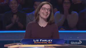 Liz Farley | Who Wants To Be A Millionaire Wiki | Fandom