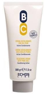 Echosline Bleaching Cream with Pure Oils <b>Осветляющий крем для</b> ...