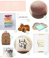 Creative Gift Ideas For Teens  The Frugal GirlsChristmas Gifts For Teens