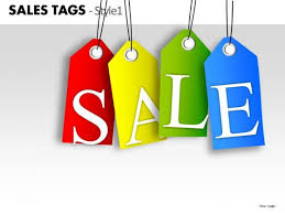 Sell Powerpoint Templates Retail Industry Sale Tags Powerpoint Slides And Ppt Diagram