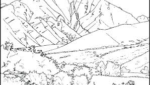 mountain lion coloring page pages on mountain lion coloring pages getcoloringpagescom sketch mountains