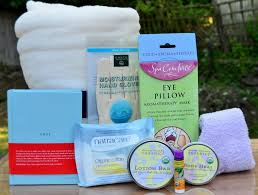gift package for cancer patient