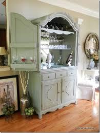 repurpose furniture. Turn An Armoire Into A Bar Repurpose Furniture