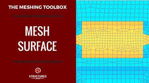 Femap Meshing Toolbox Geometry Editing And Meshing Tools