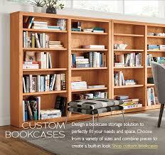 ... Room & Board custom storage & bookcases