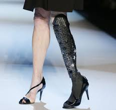 Prosthetic Design Toronto Fashion Week A Couture Twist To Prosthetic Design
