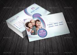 Kids Business Card By Dotnpix Graphicriver