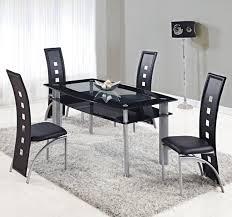 glass dining table set. Dining Table Set Glass A