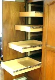 pull out shelves ikea pull out drawers kitchen cabinet drawer slides hardware cabinets sliding shelves pull