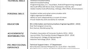 Charming Jobstreet Resume Example Photos Resume Ideas Namanasa Com