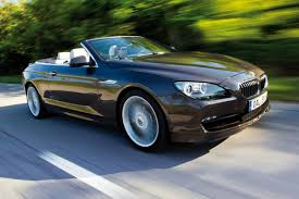 2012 BMW 6-Series Cabriolet By Alpina Review - Gallery - Top Speed