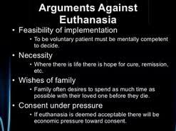 against euthanasia essay  against euthanasia essay