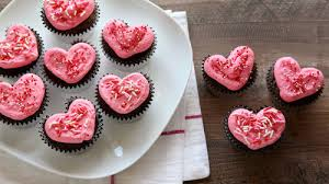 chocolate cupcakes with pink icing recipe.  Recipe With Chocolate Cupcakes Pink Icing Recipe C