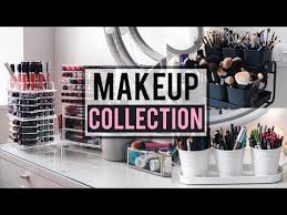 in today s video i give you guys a tour around my makeup collection and i also show you my storage how i organize everything including some