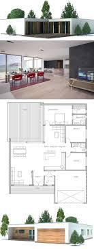 Modern 3 Bedroom House Floor Plans 17 Best Ideas About Loft Floor Plans On Pinterest Small Home