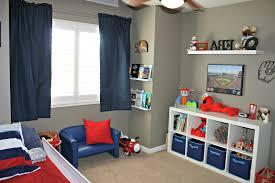 Bedrooms : Astonishing Toddler Boy Sports Themed Bedroom Bedroom ...