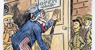 Quater 3 Project American Imperialism through Political Cartoons