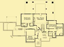 ranch house plans a craftsman with