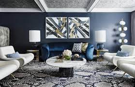 Blue Living Room Colour Scheme Ideas ...