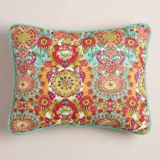 floral pillow shams. Simple Pillow One Of My Favorite Discoveries At WorldMarketcom Bettina Floral Pillow  Shams Set Inside Shams