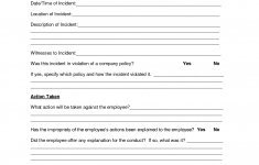 General Employee Information Form Template Word Melo In Tandem Co